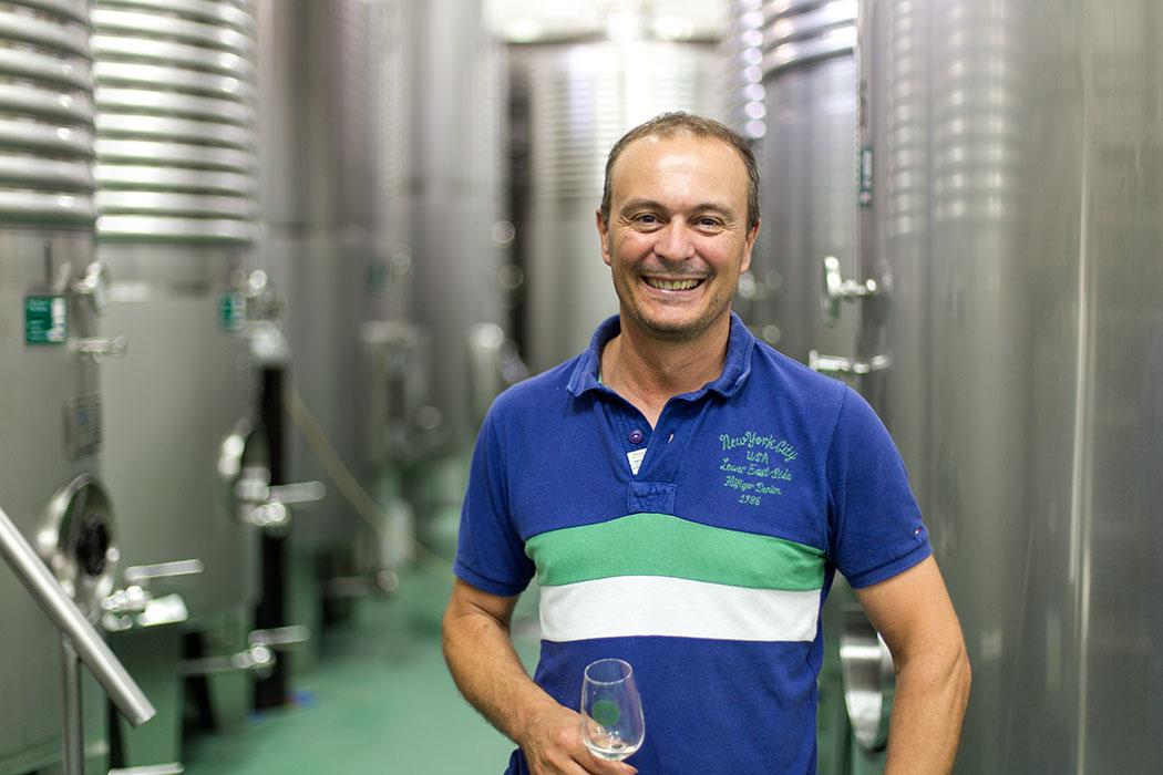 Enrique Piñeiros from Gran Vinum