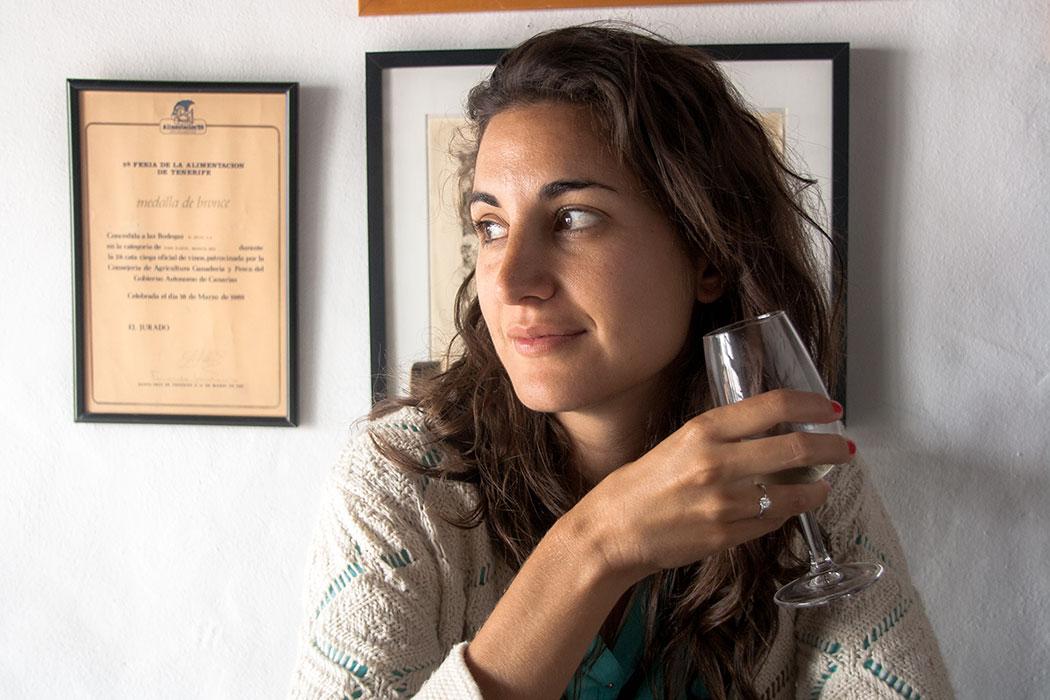 El Grifo wineries Lanzarote