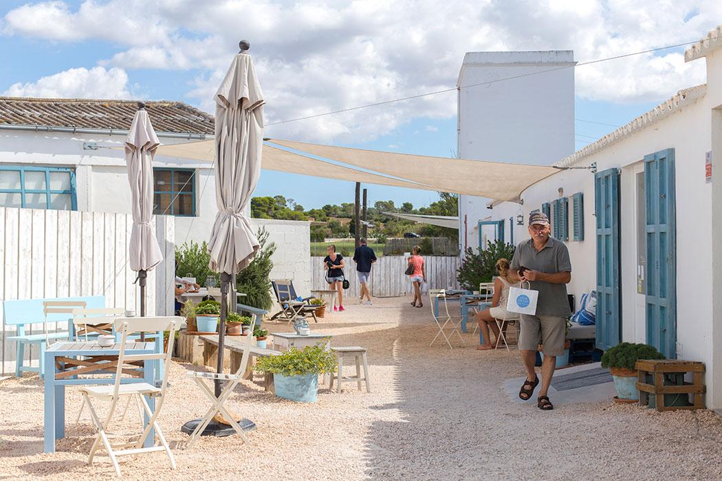 Mallorca Es Trenc Flor de Sal