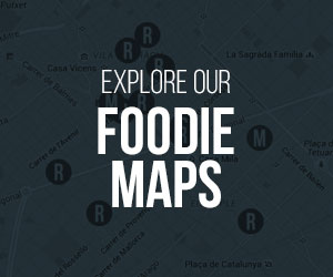 Explore our foodie maps