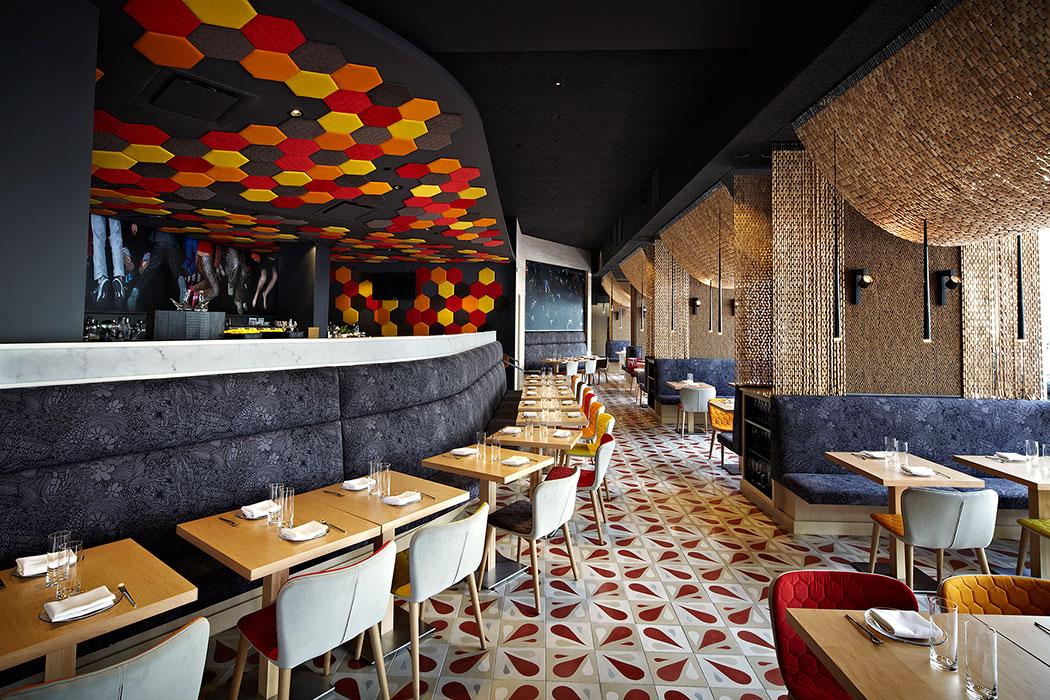 Jose Andres Jaleo Restaurant