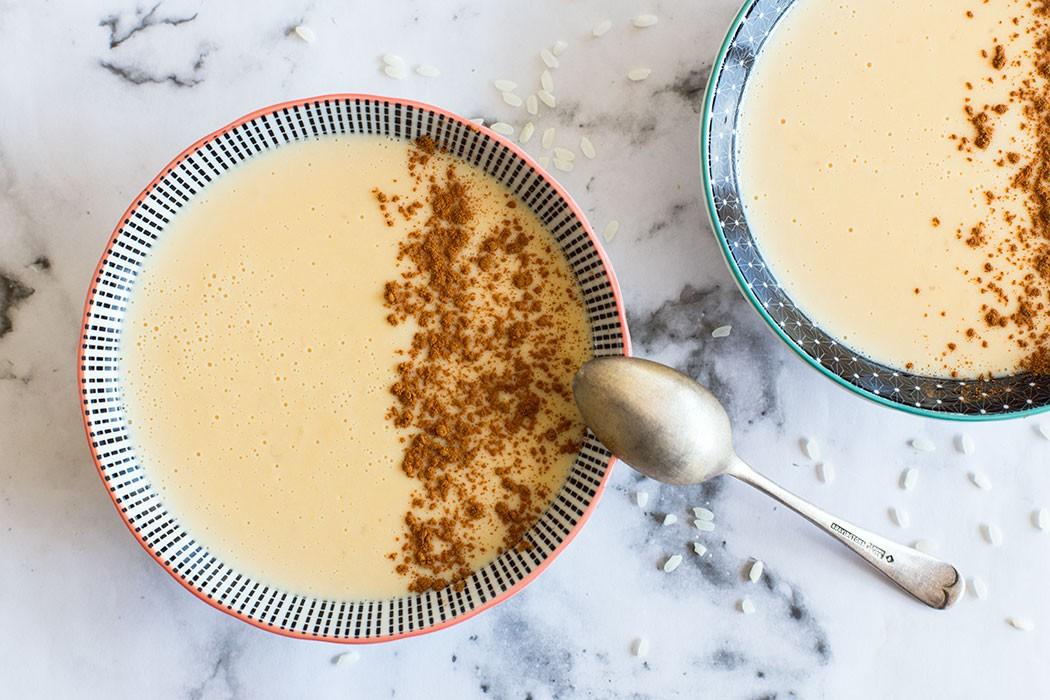 Arroz con leche Rice pudding