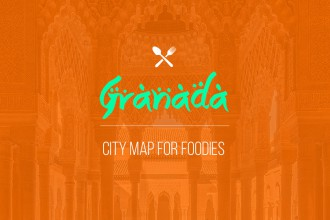 granada city map for foodies