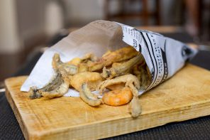 deep-fried fish pescaito frito