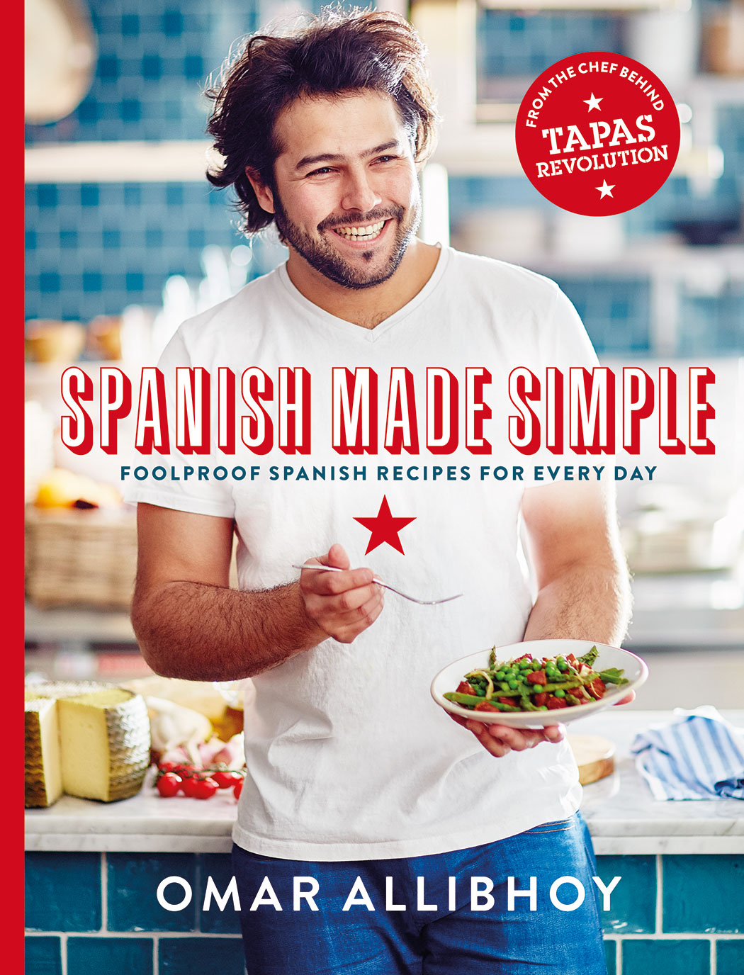 Omar Allibhoy, Spanish Made Simple book