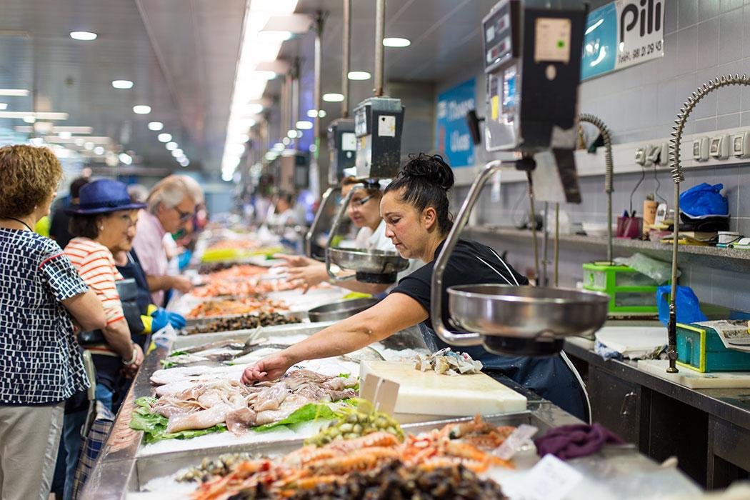 The Eusebio da Guarda market in A Coruña   holafoodie.com