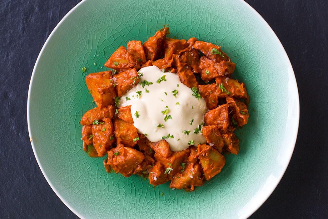 My patatas bravas recipe   holafoodie.com