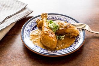 chicken pepitoria